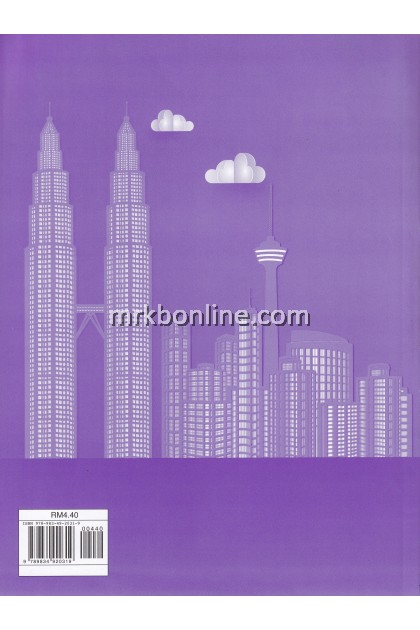 Buku Aktiviti Bahasa Melayu Jilid 1 (SJK) Tahun 3