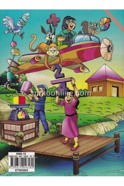 Buku Teks Matematik Jilid 2 (SJKT) Tahun 3