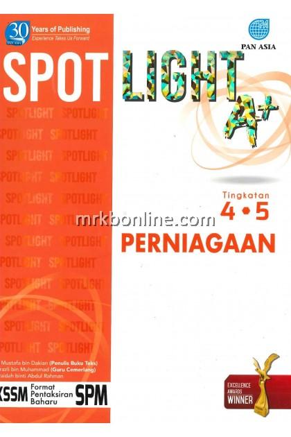 [2021] Spotlight A+ SPM Perniagaan Tingkatan 4&5 KSSM