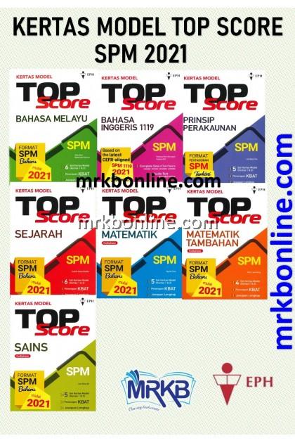 [EPH]  Kertas Model Top Score SPM KSSM
