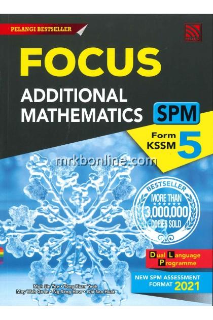 [2021] Focus SPM Tingkatan 5  KSSM