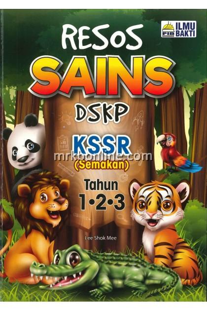 RESOS SAINS DSKP KSSR TAHUN 1,2,3