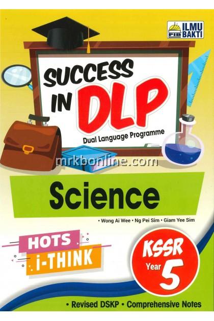 Success In DLP Science Year 5 KSSR