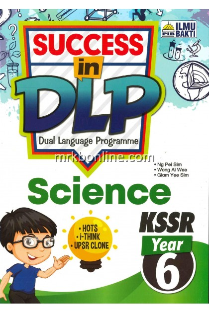 Success In DLP Science Year 6 KSSR