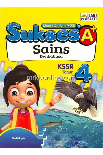 Model Aktiviti PKSR SUKSES A+ Tahun 4 KSSR