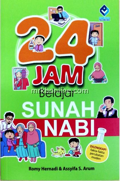 24 JAM BELAJAR SUNAH NABI