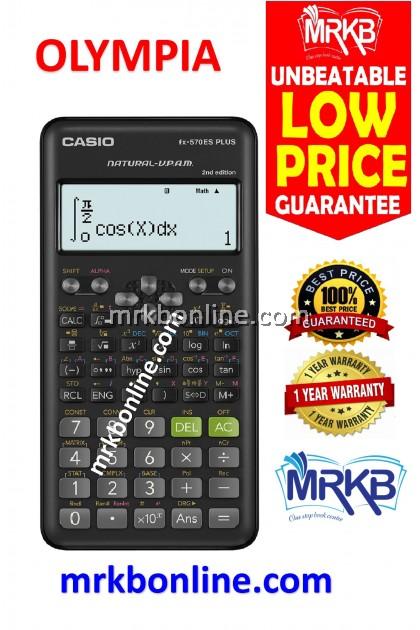 Olympia Scientific Calculator Es-570 MS 3ED