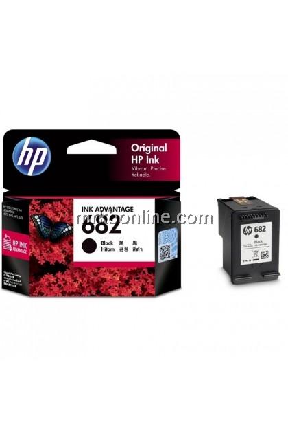 HP 682 Black Original Ink Advantage Cartridge