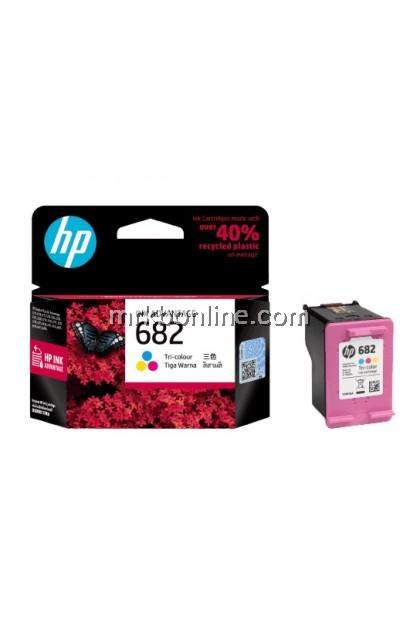 HP 682 Tri-Colour Original Ink Advantage Cartridge