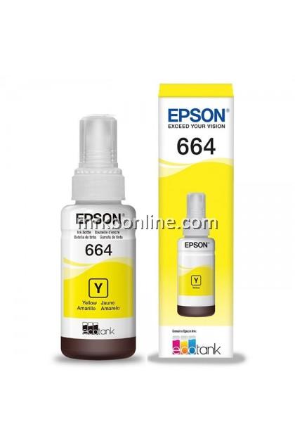 Epson 664 ORIGINAL REFILL INK