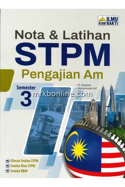 [2021] NOTA & LATIHAN STPM SEMESTER 3