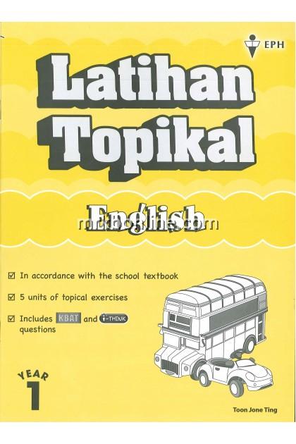 Latihan Topikal English Year 1