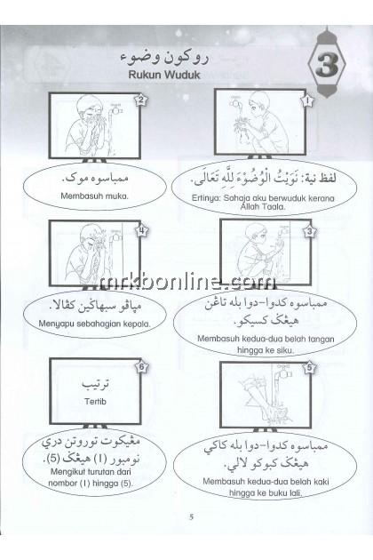 Panduan Amali Kem Bestari Solat Program J-QAF Tahap 1