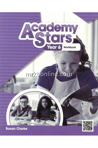 [2022] English Academy Stars Workbook Year 6