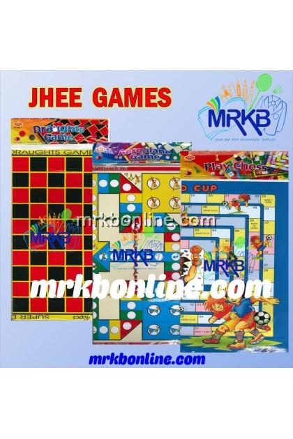 JHEE  Games (35CM X 35CM)